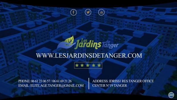 Les Jardins de Tanger